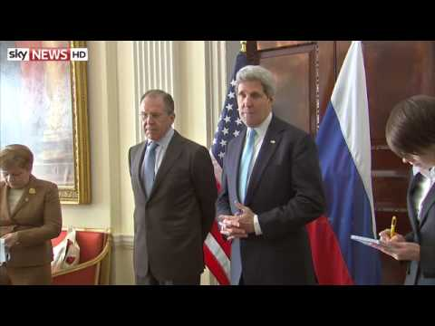Ukraine Crisis Talks Between Russia And US
