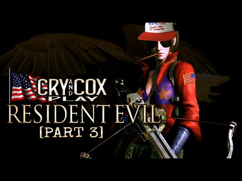 Cry n' Cox Play: Resident Evil 6 [Ada & Guy] [P3]