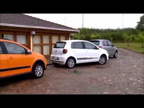 Volkswagen Fox 2014 - Carrosnaweb.com.br