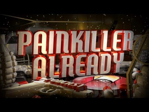 Painkiller Already 18 - Community Punching Bag