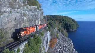 Sorprendentes Rutas de trenes