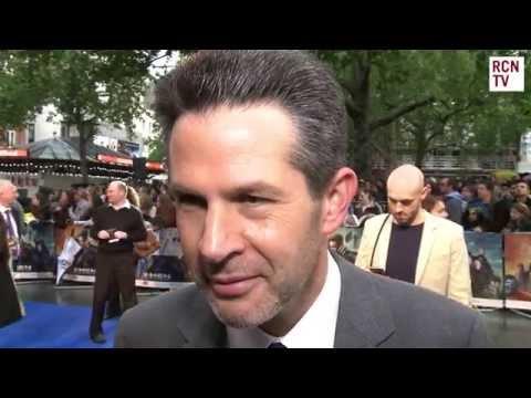 Simon Kinberg Interview - X-Men Days of Future Past Premiere