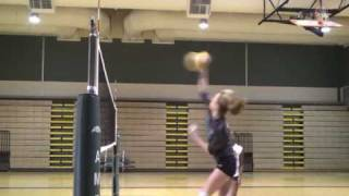 Kailyn Blackmon's Volleyball Skills Video