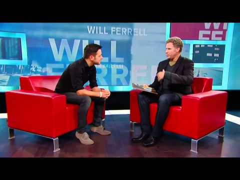 Will Ferrell on George Stroumboulopoulos Tonight: INTERVIEW