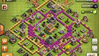 of comments on Best Town Hall Level 8 Defense Strategy and Setup