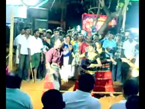 Tamil Hot Record Dance Local Spicy Dance
