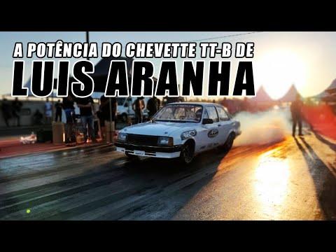 O CHEVETTE TT-B E A HISTÓRIA DE LUIS ARANHA - Fora Das Pistas
