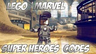 Lego Marvel Super Heroes Cheat Codes- HD