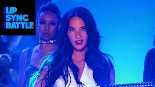 "Kevin Hart's ""Slam"" vs. Olivia Munn's ""Bad Blood"" 