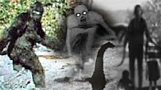 Proving These Creatures FAKE! (Bigfoot, Loch Ness