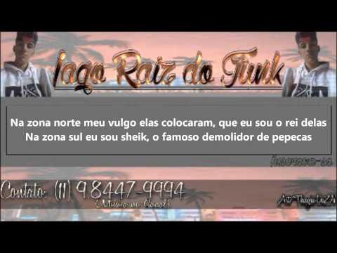 Mc Paulinho Mozinho - Com a Letra ( Pitter Correa )