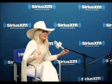 Lady Gaga - Q&A Session on SiriusXM (Nov.08) [Part 1]