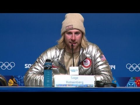 US snowboarder Kotsenburg takes first Sochi gold