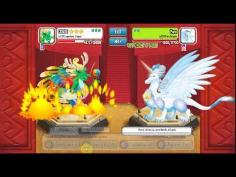 Dragon City League level 345
