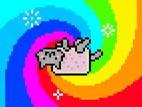 Nyan Cat 2: Rainbow Boogaloo