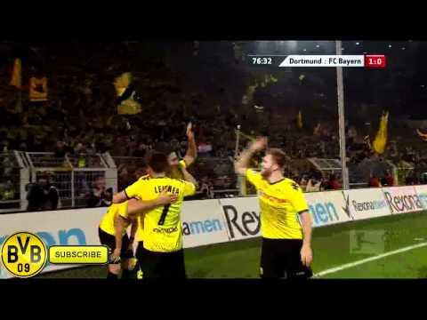 Borussia Dortmund - FC Bayern München 1:0 | GOAL Lewandowski 77' | 11.04.2012.