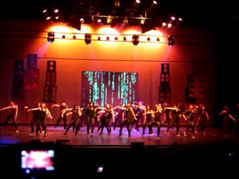Game on Groove Central 2012 Recital: Funkadelic