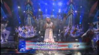 Jackie Evancho AGT Final Ave Maria HD