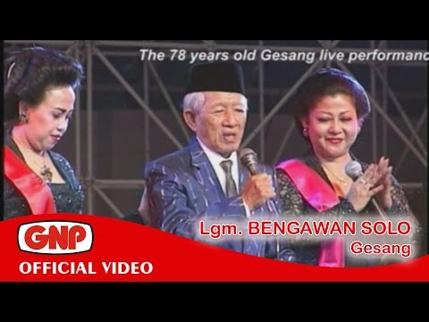 Bengawan Solo - Gesang (Official Video)