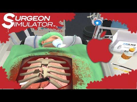 Surgeon Simulator para iPad | Primeros 10 minutos | Gameplay Español