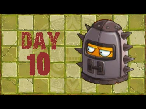 [Android] Plants vs. Zombies 2 - Lost City Day 10