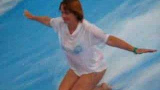 Marian at Wild Wadi Waterpark Dubai