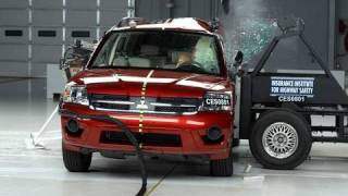 2008 Mitsubishi Endeavor side test videos