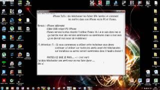 Tuto IPhone, Mettre Une Appli Sur Son IPhone Par PC Et