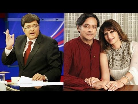 The Newshour Debate: Sunanda Pushkar's Death Mystery - Full Debate (2nd July 2014)
