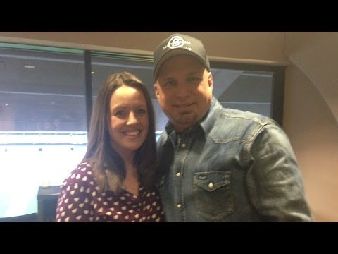 Watch! RTÉ Ten's Garth Brooks' interview
