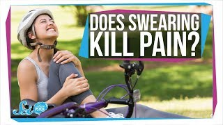How Swearing Can Help With Pain