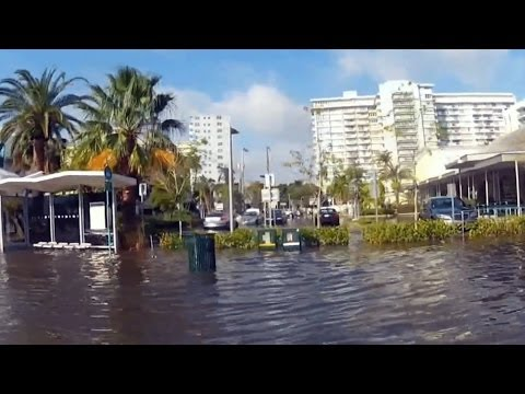 South Florida Rising Seas