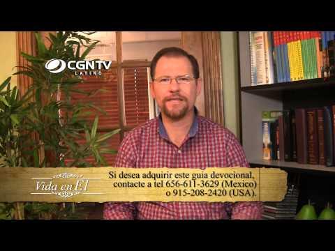Vida en Él Viernes 11 octubre 2013, Pastor Erik Mantilla