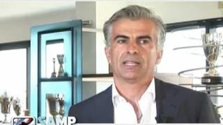 L'allenatore in seconda Francesco Conti (l'intervista è di un anno fa)