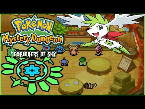 Pokémon Mystery Dungeon: Explorers of Sky - Episode 7 | Team Skull..