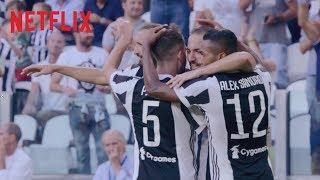 TRAILER: First Team: Juventus coming to Netflix
