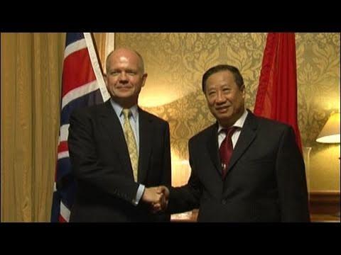 Anh - Việt ký thỏa thuận 'Đối tác chiến lược' ở London