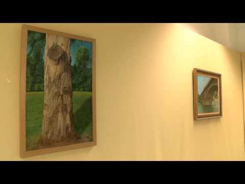 Este viernes se inaugura una exposición de oléos del artista Antonio Nieto