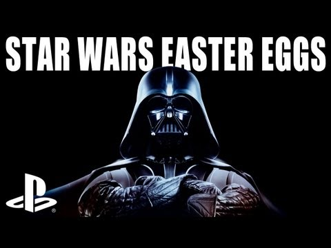 The Best Star Wars References And Easter Eggs On PlayStation