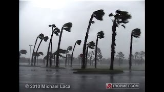 Hurricane Wilma Southern Florida October 24, 2005