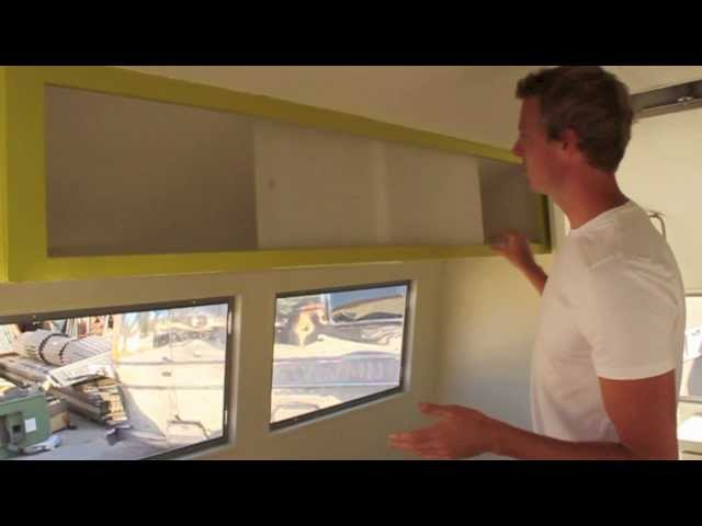 Airstream Planet - Vintage Cabinetry - Episode ???