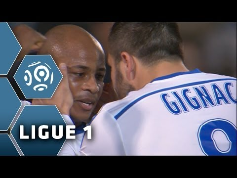 But André AYEW (51') - Olympique de Marseille-EA Guingamp (1-0) - 17/05/14 - (OM-EAG)