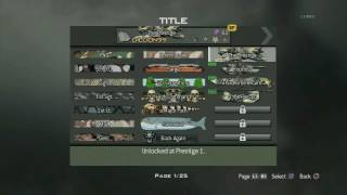 Modern Warfare 3 Titles and Emblems! (MW3 TITLES AND EMBLEMS)