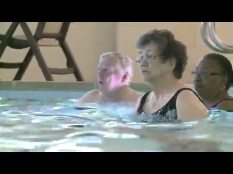 Water Aerobics for Las Vegas-area Seniors