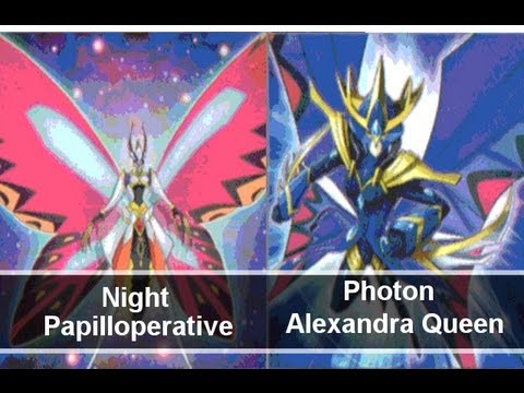 Yugioh Night Papilloperative Amp Photon Alexandra Queen