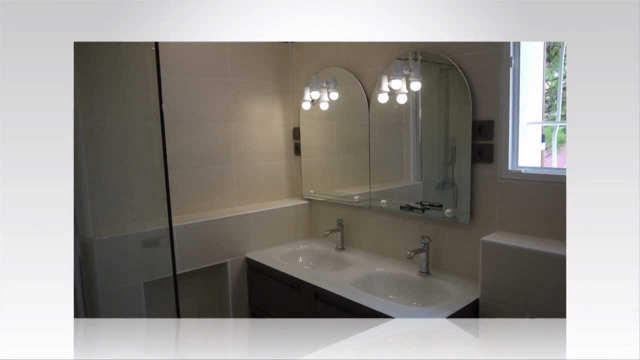 R novation de salle de bain youtube for Plaque renovation salle de bain