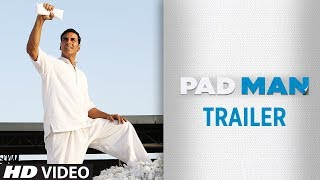 PADMAN Official Trailer
