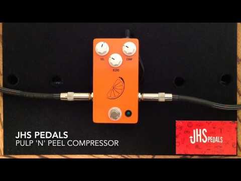 Pulp 'N' Peel Compressor Pedal