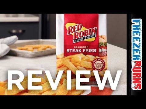 Red Robin Gourmet Burgers Frozen Seasoned Steak Fries Video Review: Freezerburns (Ep628)