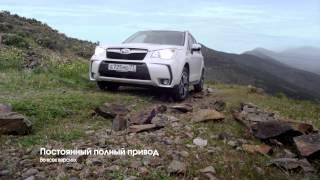 Реклама Subaru Forester 2013